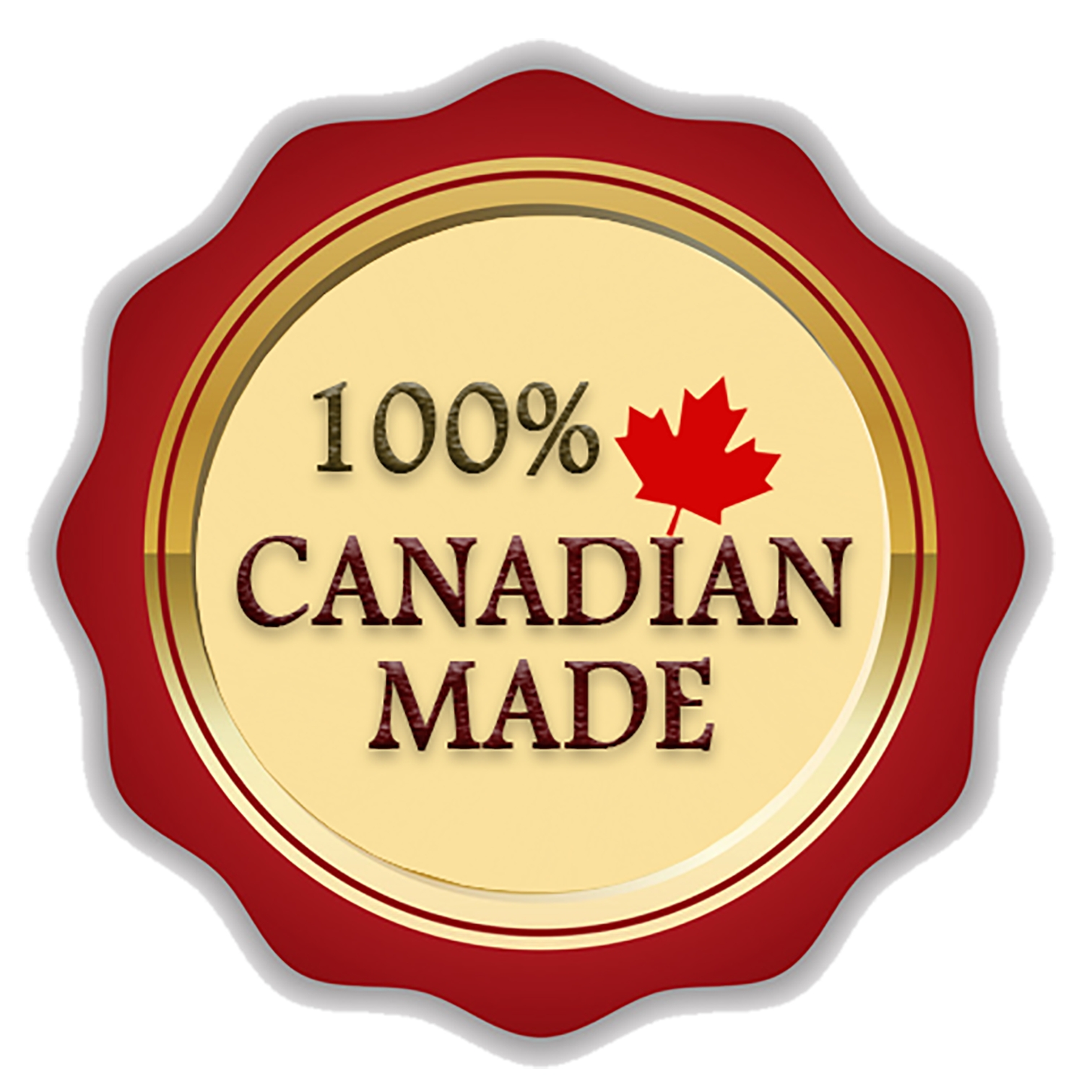 100% canadian made