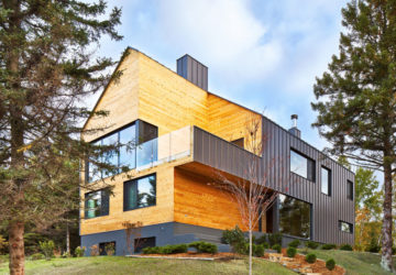 picture wooden house