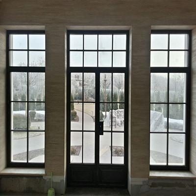 FIXED CASEMENT WINDOWS